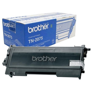 Картридж Brother TN2075 черный