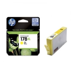 Картридж HP №178XL CB325HE, желтый